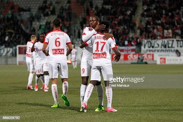 AS Nancy-Lorraine v AS Saint-Etienne - Ligue 1 : News Photo