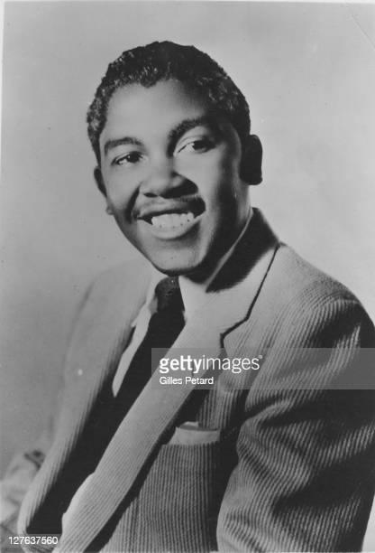 Junior Parker studio portrait United States 1955