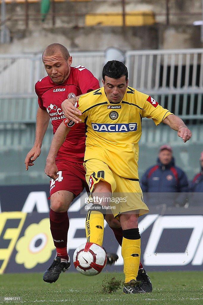 AS Livorno Calcio v Udinese Calcio - Serie A