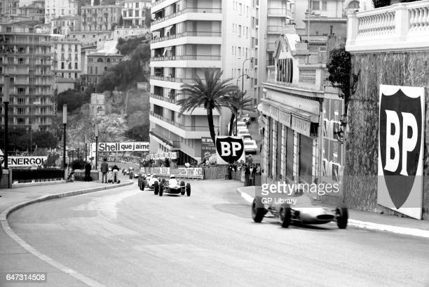 FJ Juniors after Saint Devote at the Monaco Grand Prix 1962
