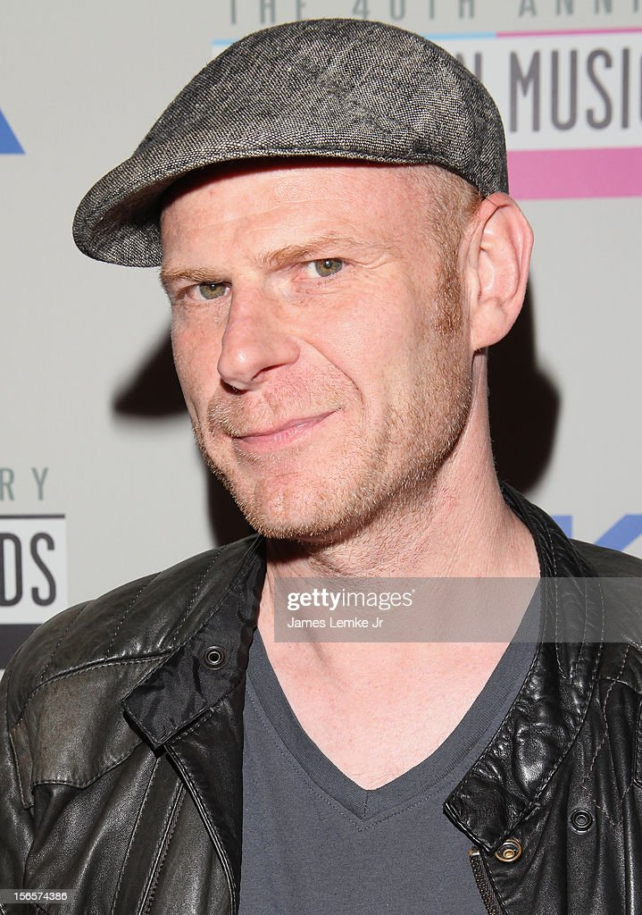 Junkie XL attends the 40th Anniversary American Music Awards Electronic Dance Music Celebration held at the Club Nokia on November 16, 2012 in Los Angeles, California.