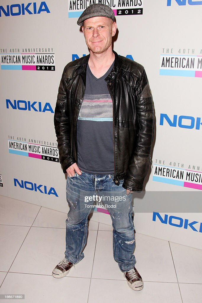 Junkie XL attends the 40th Anniversary of American Music Awards Electronic Dance Music Celebration held at the Club Nokia on November 16, 2012 in Los Angeles, California.