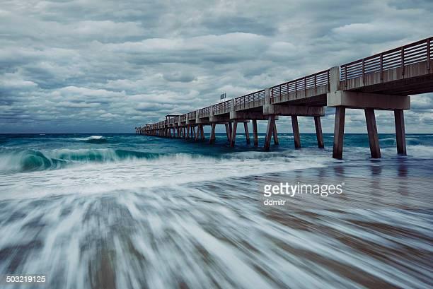 Juno Beach Park Pier