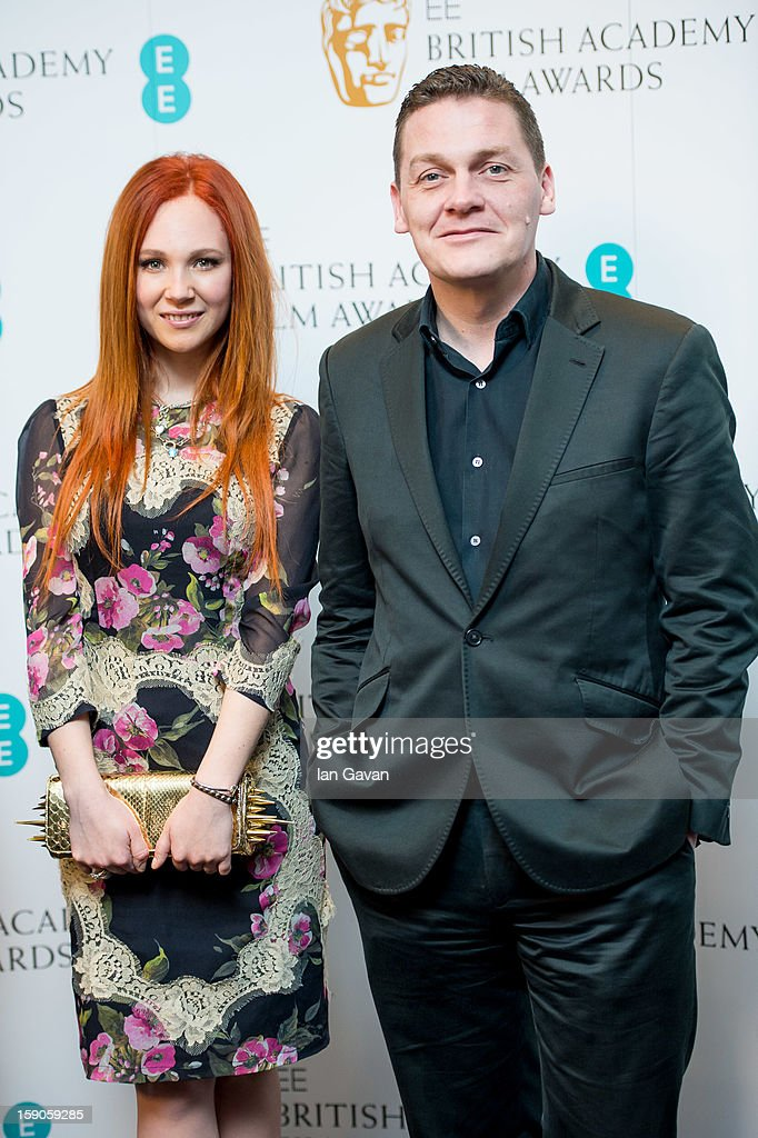 <a gi-track='captionPersonalityLinkClicked' href=/galleries/search?phrase=Juno+Temple&family=editorial&specificpeople=4692912 ng-click='$event.stopPropagation()'>Juno Temple</a> and Spencer McHugh attend a photocall to announce the nominations for the EE Rising Star Award at BAFTA headquarters on January 7, 2013 in London, England.