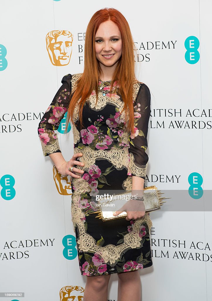 Juno Temple attends a photocall to announce the nominations for the EE Rising Star Award at BAFTA headquarters on January 7, 2013 in London, England.