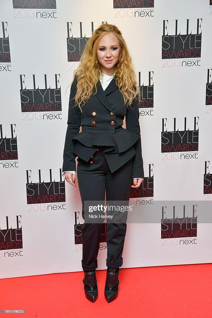 Juno Temple attends the Elle Style Awards 2013 on February 11, 2013 in London, England.