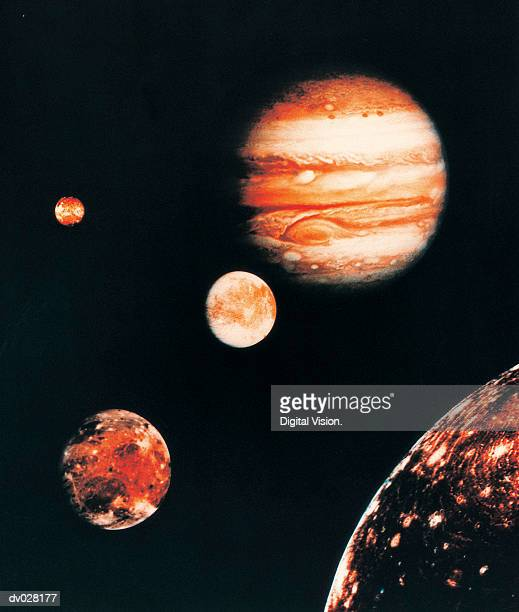 Jupiter and The Galilean Satellites