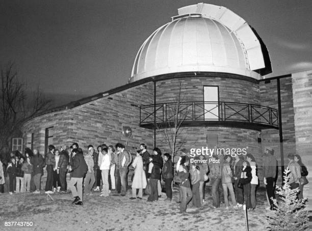 MAR 9 1982 MAR 10 1982 'Jupiter Effect' Brings Them Our Early Astronomy buffs showed up in force this morning at Fiske Planetarium in Boulder hoping...