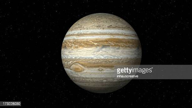 Jupiter on Star Field (XXXL)