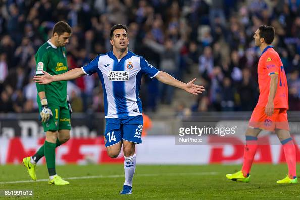 RCD Espanyol vs Las Palmas - La Liga : News Photo