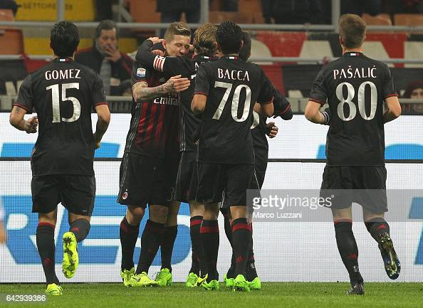 AC Milan v ACF Fiorentina - Serie A : News Photo