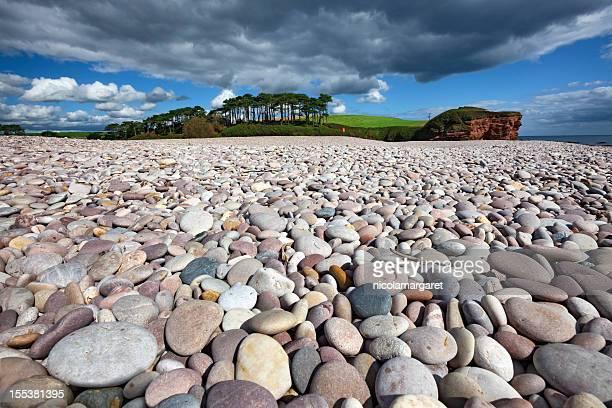 Jurassic Coast:  Otter Head, Budleigh Salterton, Devon