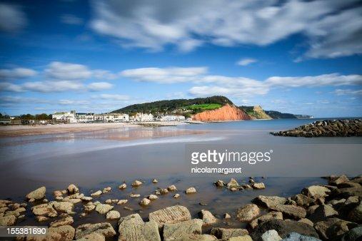 Jurassic Coast:  Sidmouth, Devon