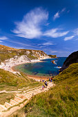 Geologically important and stunningly beautiful Dorset coastline
