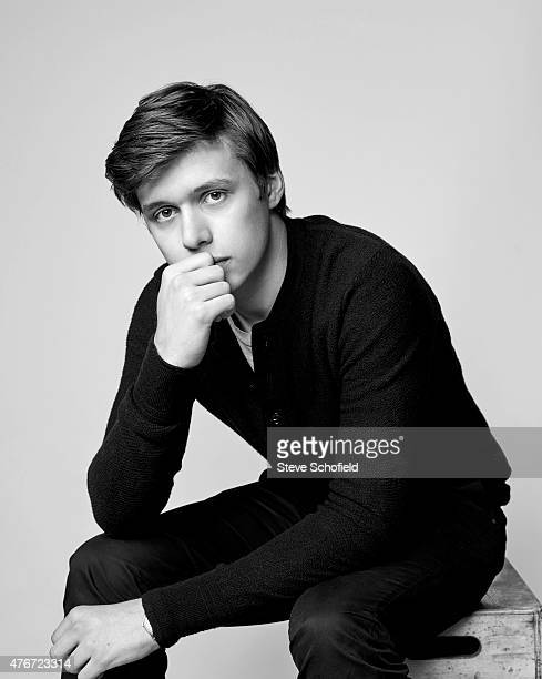 'Jurassic World' actor Nick Robinson is photographed for Wonderwall on June 5 2015 in Burbank California