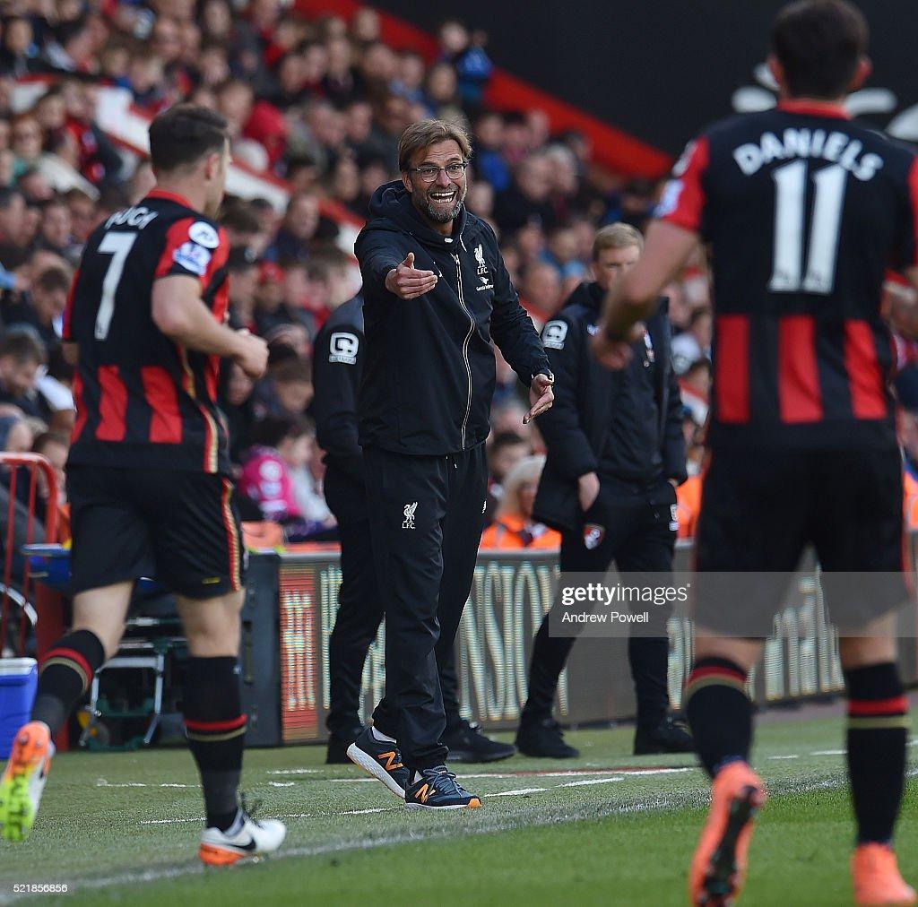 Barclays Premier League: A.F.C. Bournemouth V Liverpool - Premier League