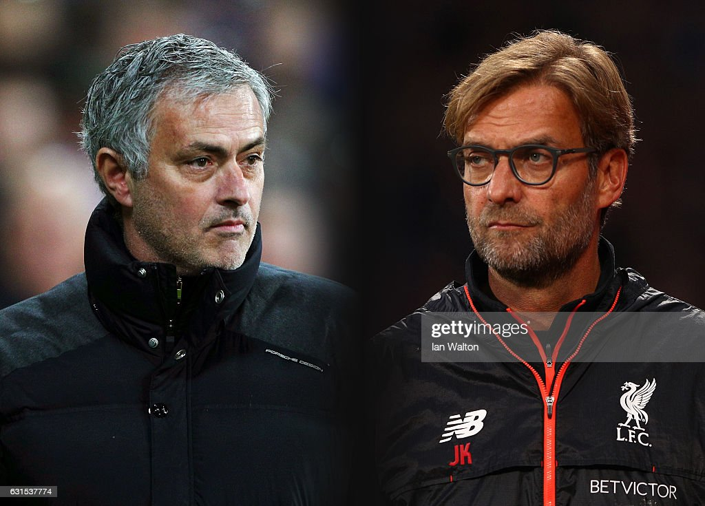 Manchester United v Liverpool: The Rivalry