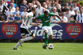 GBR: Brighton and Hove Albion v Fulham - Pre-Season Friendly