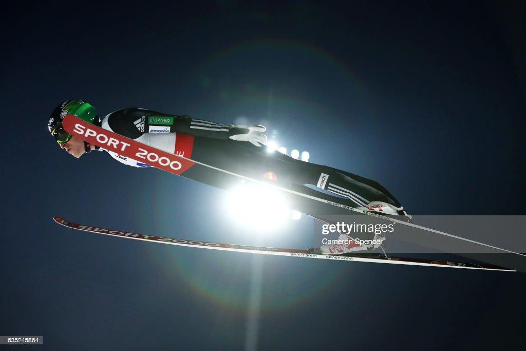 2017 FIS Ski Jumping World Cup Presented by Viessmann - Training