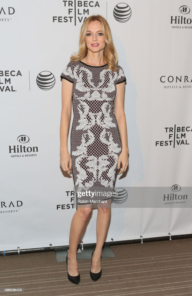 Juror <a gi-track='captionPersonalityLinkClicked' href=/galleries/search?phrase=Heather+Graham+-+Actress&family=editorial&specificpeople=204520 ng-click='$event.stopPropagation()'>Heather Graham</a> attends the TFF Awards Night during the 2014 Tribeca Film Festival at Conrad New York on April 24, 2014 in New York City.