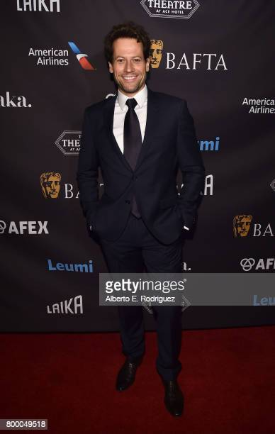 Juror/actor Ioan Gruffudd attends the BAFTA Student Film Awards at The Ace Hotel Theater on June 22 2017 in Los Angeles California