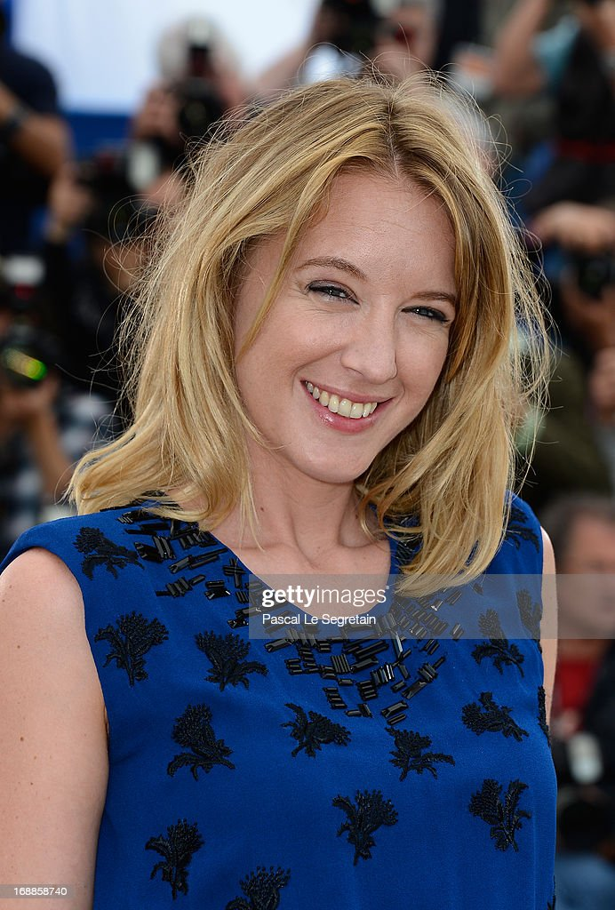 Jury member actress Ludivine Sagnier attends the Jury 'Un Certain Regard' Photocall during the 66th Annual Cannes Film Festival at the Palais des Festivals on May 16, 2013 in Cannes, France.
