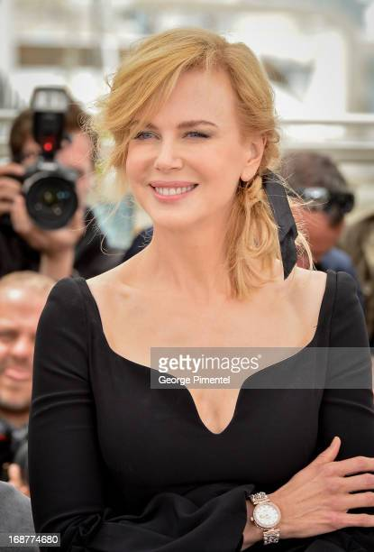 Jury member and actress Nicole Kidman attends the Jury Photocall at The 66th Annual Cannes Film Festival on May 15 2013 in Cannes France