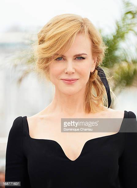 Jury member and actress Nicole Kidman attends the Jury photocall during the 66th Annual Cannes Film Festival at Palais des Festivals on May 15 2013...