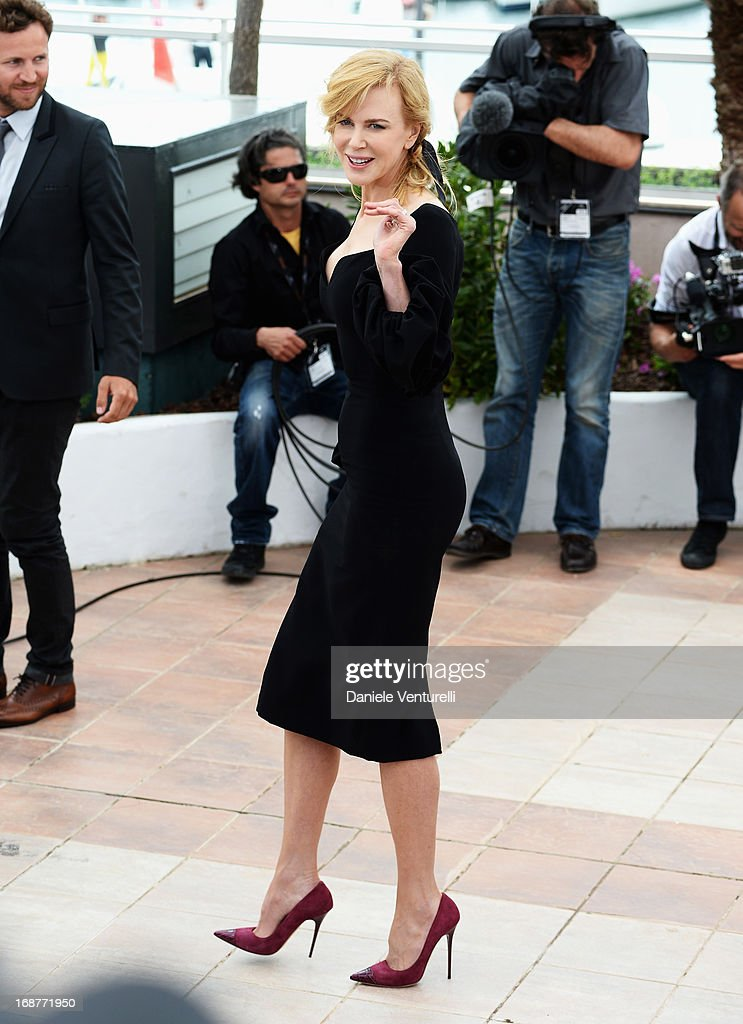 Jury member and actress Nicole Kidman attends the Jury photocall during the 66th Annual Cannes Film Festival at Palais des Festivals on May 15, 2013 in Cannes, France.