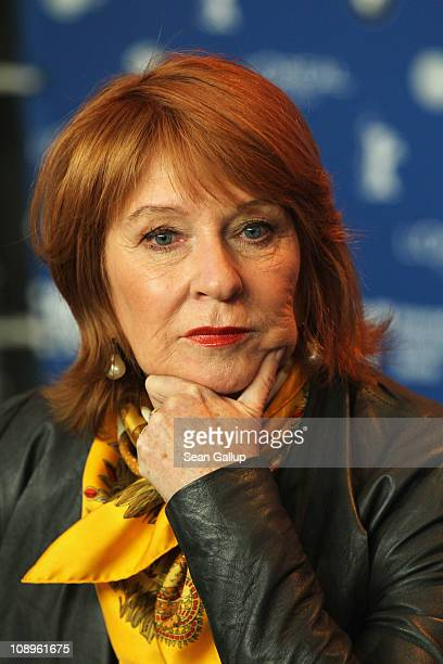 Jury member and producer Jan Chapman attends the International Jury press conference during day one of the 61st Berlin International Film Festival at...