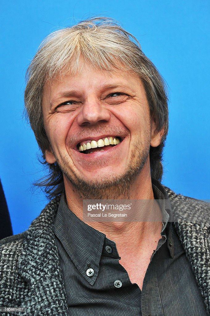 Jury member Andreas Dresen attends the International Jury Photocall during the 63rd Berlinale International Film Festival at the Grand Hyatt on February 7, 2013 in Berlin, Germany.
