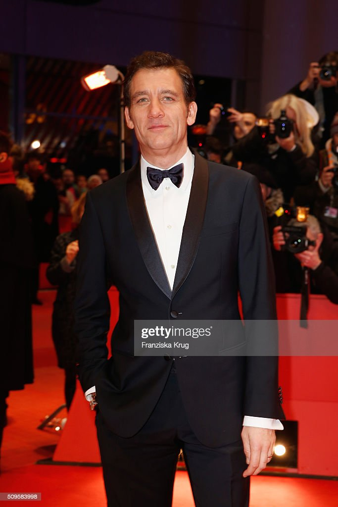 Jury member <a gi-track='captionPersonalityLinkClicked' href=/galleries/search?phrase=Clive+Owen&family=editorial&specificpeople=201515 ng-click='$event.stopPropagation()'>Clive Owen</a> attends the 'Hail, Caesar!' premiere during the 66th Berlinale International Film Festival Berlin at Berlinale Palace on February 11, 2016 in Berlin, Germany.
