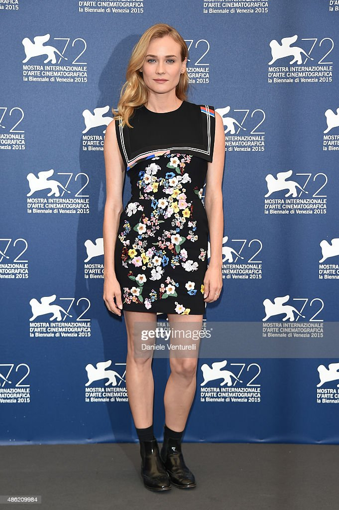 Jury member <a gi-track='captionPersonalityLinkClicked' href=/galleries/search?phrase=Diane+Kruger&family=editorial&specificpeople=202640 ng-click='$event.stopPropagation()'>Diane Kruger</a> attends the Venezia 72 Jury Photocall during the 72nd Venice Film Festival on September 2, 2015 in Venice, Italy.