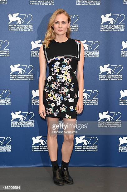 Jury member Diane Kruger attends the Venezia 72 Jury Photocall during the 72nd Venice Film Festival on September 2 2015 in Venice Italy