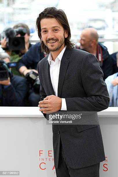 Jury member Diego Luna attends the Jury Un Certain Regard Photocall during the 69th annual Cannes Film Festival at the Palais des Festivals on May 13...