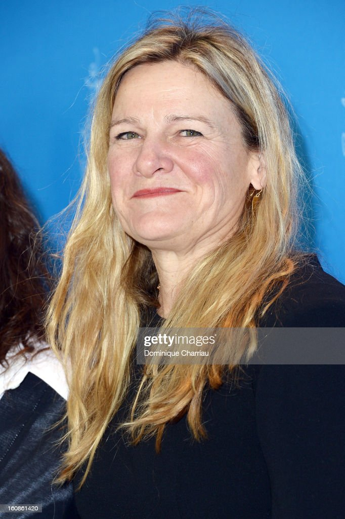 Jury member <a gi-track='captionPersonalityLinkClicked' href=/galleries/search?phrase=Ellen+Kuras&family=editorial&specificpeople=243051 ng-click='$event.stopPropagation()'>Ellen Kuras</a> attends the International Jury Photocall during the 63rd Berlinale International Film Festival at the Grand Hyatt on February 7, 2013 in Berlin, Germany.