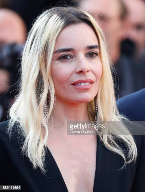 Jury member Elodie Bouchez attends the Closing Ceremony of the 70th annual Cannes Film Festival at Palais des Festivals on May 28 2017 in Cannes...