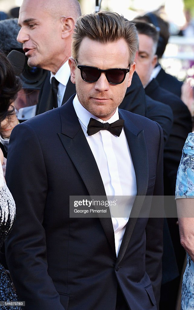 Jury member <a gi-track='captionPersonalityLinkClicked' href=/galleries/search?phrase=Ewan+McGregor&family=editorial&specificpeople=202863 ng-click='$event.stopPropagation()'>Ewan McGregor</a> attends the Opening Ceremony and 'Moonrise Kingdom' Premiere during the 65th Annual Cannes Film Festival at the Palais des Festivals on May 16, 2012 in Cannes, France.