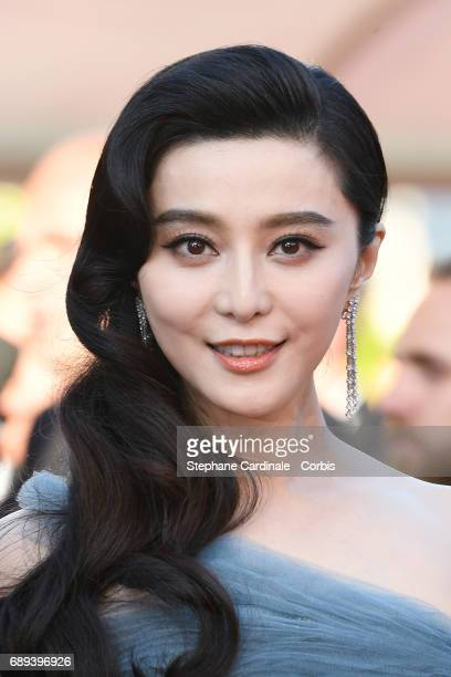 Jury member Fan Bingbing attends the Closing Ceremony during the 70th annual Cannes Film Festival at Palais des Festivals on May 28 2017 in Cannes...