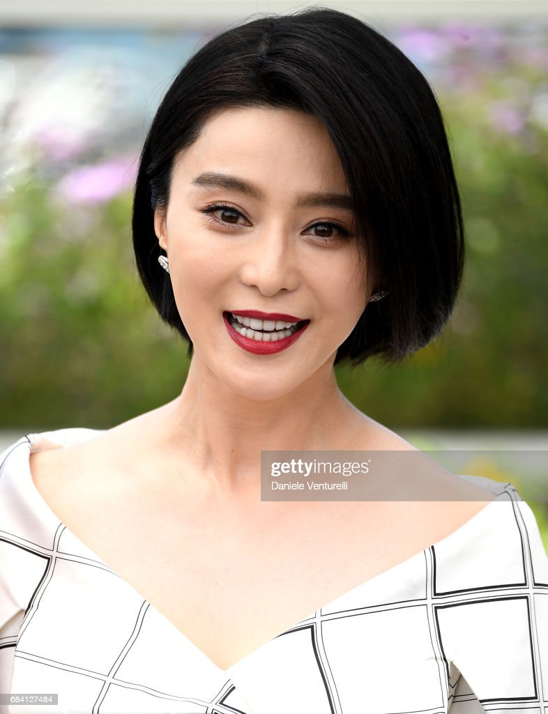 Jury member Fan Bingbing attends the Jury photocall during the 70th annual Cannes Film Festival at Palais des Festivals on May 17, 2017 in Cannes, France.
