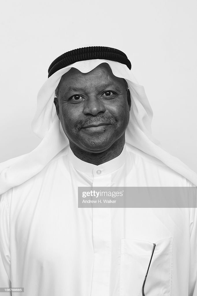 Jury Member Faraja Al Daham poses for a portrait during the 2012 Doha Tribeca Film Festival at the AL Najada Hotel on November 20, 2012 in Doha, Qatar.