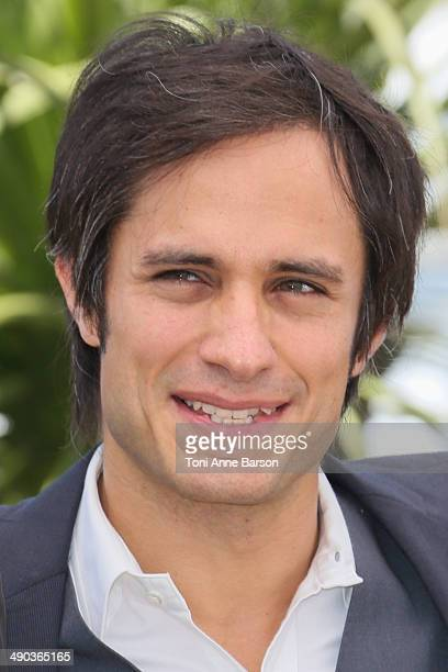 Jury member Gael Garcia Bernal attends the Jury photocall at the 67th Annual Cannes Film Festival on May 14 2014 in Cannes France