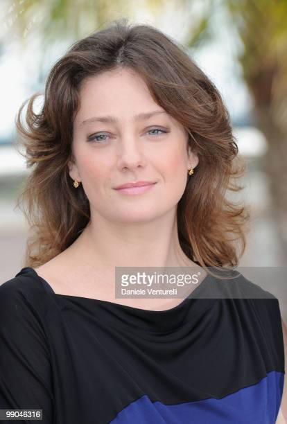 Jury member Giovanna Mezzogiorno attends the Jury Photocall at the Palais des Festivals during the 63rd Annual Cannes International Film Festival on...