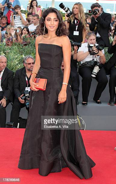 Jury member Golshifteh Farahani attends 'Gravity' Premiere and Opening Ceremony during the 70th Venice International Film Festival at the Palazzo del...