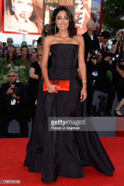 Jury member Golshifteh Farahani attends the Opening Ceremony And 'Gravity' Premiere during the 70th Venice International Film Festival at the Palazzo...
