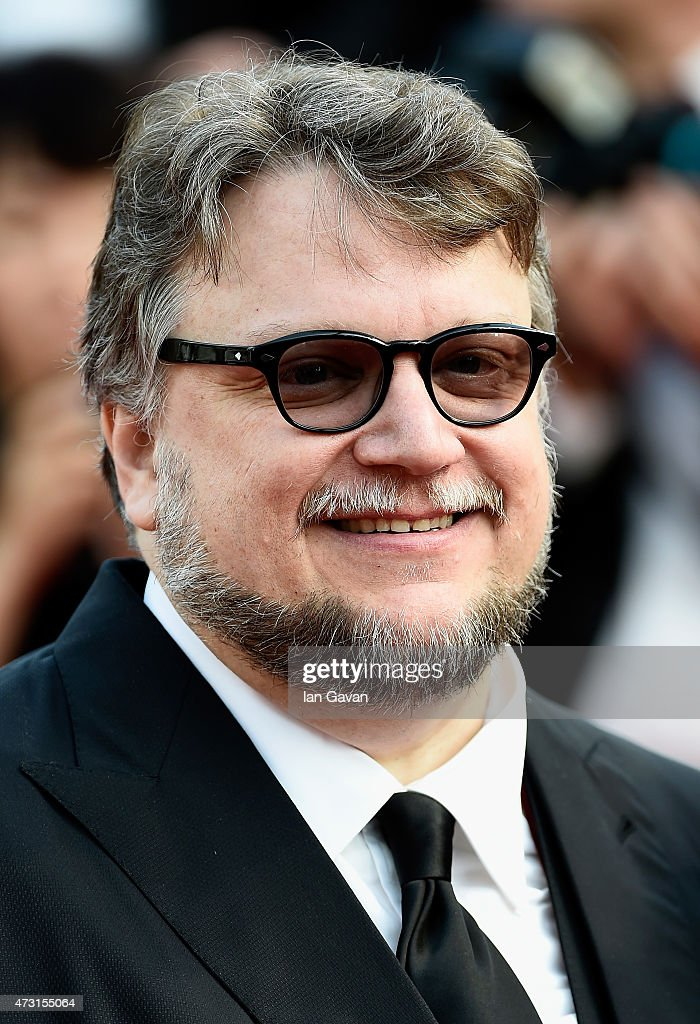 Jury member Guillermo del Toro attends the opening ceremony and premiere of 'La Tete Haute' during the 68th annual Cannes Film Festival on May 13...