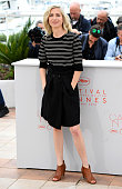 Jury member Jessica Hausner attends the Jury Un Certain Regard Photocall during the 69th annual Cannes Film Festival at the Palais des Festivals on...
