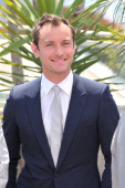 Jury member Jude Law attends the Jury Photocall at the Palais des Festivals during the 64th Cannes Film Festival on May 11 2011 in Cannes France