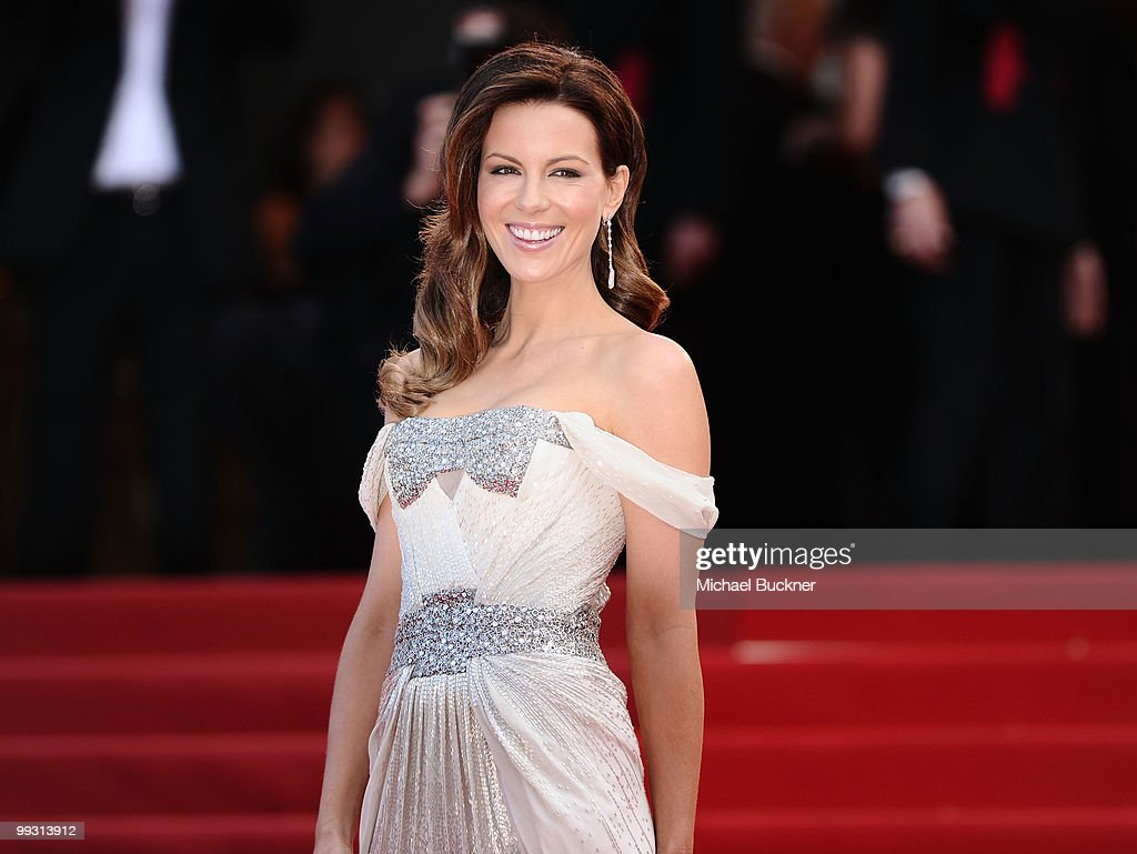 Jury Member <a gi-track='captionPersonalityLinkClicked' href=/galleries/search?phrase=Kate+Beckinsale&family=editorial&specificpeople=202911 ng-click='$event.stopPropagation()'>Kate Beckinsale</a> attends the 'IL Gattopardo' Premiere at the Palais des Festivals during the 63rd Annual Cannes Film Festival on May 14, 2010 in Cannes, France.