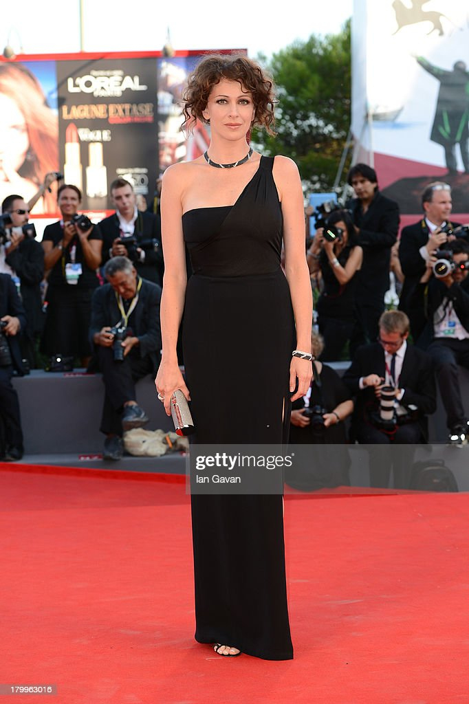Jury member Ksenia Rappoport attends the Closing Ceremony during the 70th Venice International Film Festival at the Palazzo del Cinema on September 7, 2013 in Venice, Italy.